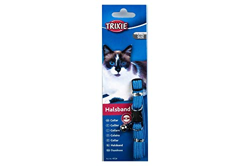 TRIXIE Collar Gatos, Elástico, colores surtidos