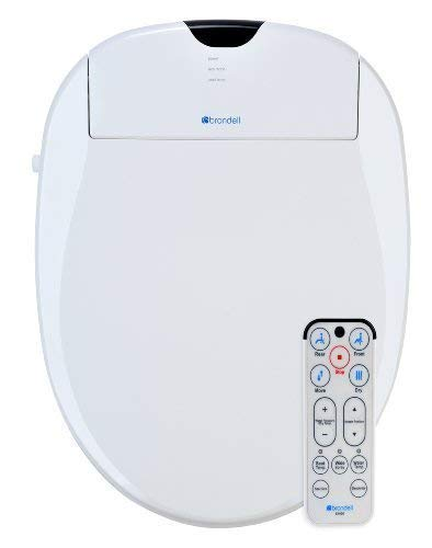 4. Brondell S1000-EW bidet toilet