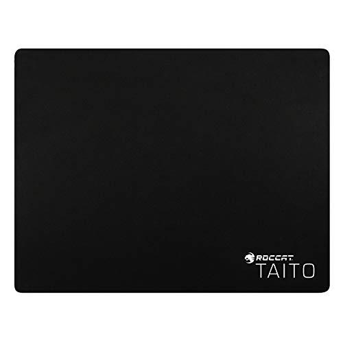ROCCAT Taito King-Size Gaming Mousepad - Modello Nano in Tessuto Trattato Termicamente, Supporto Gommato, Materiale a Lunga Durata (455 mm x 370 mm x 3 mm)