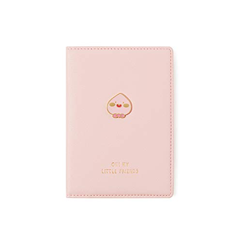 KAKAO FRIENDS Official- Little Friends PU Passport Cover (Apeach)