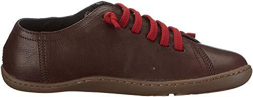 CAMPER,  Peu Cami, Damen Sneakers, Braun (Dark Brown), 42 EU