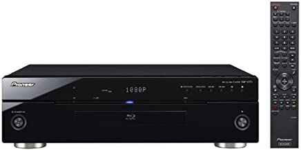 Pioneer BonusView Blu-ray Disc Player with HDMI and 7.1-Channel Audio Output - BDP-51FD