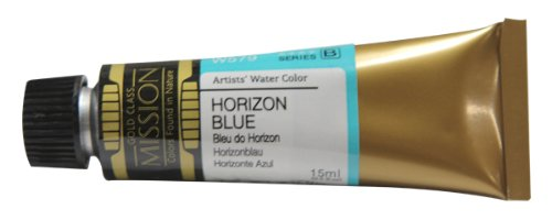 Mijello Mission Gold Water Color, 15ml, Horizon Blue