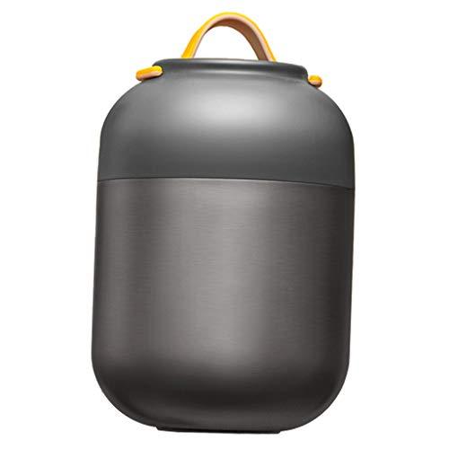 PETSOLA Isoliervakuumisolierte Nahrungsmittelglasthermalkostflaschenflasche...