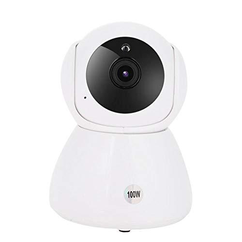 FOLOSAFENAR Cámara de Red IP, cámara de Seguridad, cámara de vigilancia, con Sensor de Movimiento y Alerta en Tiempo Real, con función de visión Nocturna por Infrarrojos, para Sistema