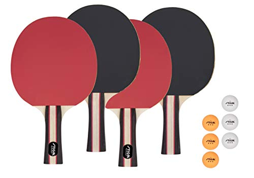 STIGA Performance Table Tennis Set (4 Player Set)