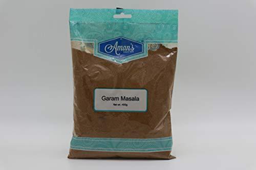 Aman's Polvo de Garam Masala de Aman (TO) 400g 400