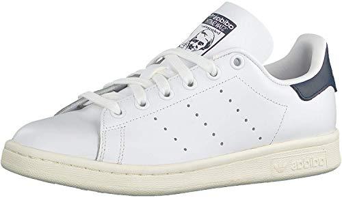 Adidas FV4086 Stan Smith, Zapatillas para Correr de Carretera Unisex Adulto, Weiß, 44 EU