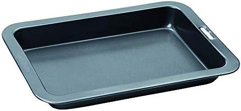 Wiltshire Slice & Brownie Pan, 27cm, Charcoal Grey