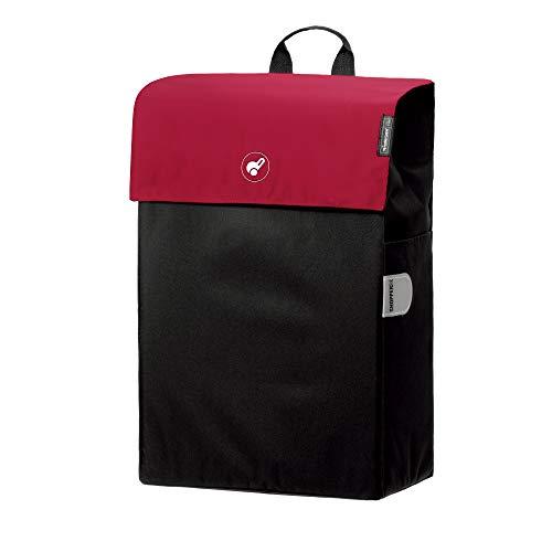 Andersen Shopper Tasche Hera 44 Liter rot