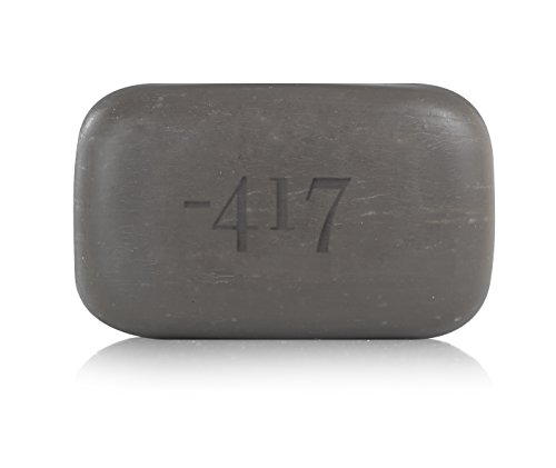 -417 Hygienic Mattifying Cleansing Mud Soap for Hands & Body Perfect for Oily Skin - 100% Vegan - Suitable for All Skin Types – Precious Mineral Complex – Dead Sea Minerals Re define Collection