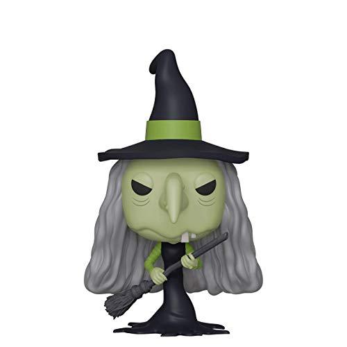 Funko - Pop! Disney: Nightmare Before Christmas - Witch Figurina de Vinil, Multicolor (42673)