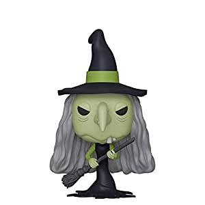 Funko - Pop! Disney: Nightmare Before Christmas - Witch Figurina de Vinil, Multicolor (42673) 7