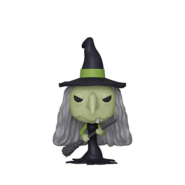 Funko - Pop! Disney: Nightmare Before Christmas - Witch Figurina de Vinil, Multicolor (42673) 1