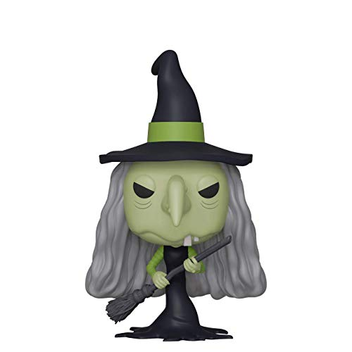 Pop! Figura De Vinil: Disney: Nightmare Before Christmas - Witch
