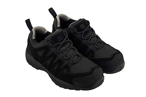 K&G Leichte Arbeitssandale NIZO NZ150 S1 Sicherheitsschuhe Kunststoffkappe Arbeitsschuhe Herren Damen Schuhe Gartenschuhe Herrenschuhe Damenschuhe Unisex 35-47! (39 EU)