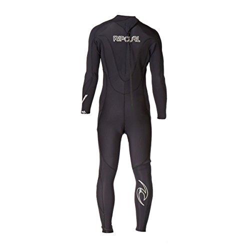Rip Curl Dawn Patrol 4/3mm GBS Back Zip Steamer Wetsuit BLACK WSM4EM Wetsuit Sizes – Small - 2