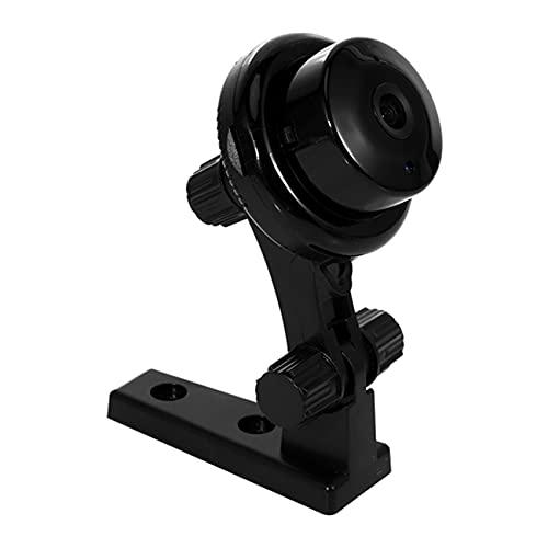 tellaLuna V380 CáMara WiFi IP InaláMbrica HD 1080P CáMara de Seguridad para Hogar Inteligente Red de VisióN Nocturna CáMara InaláMbrica Inteligente HD (con Luz Nocturna) Enchufe de la UE