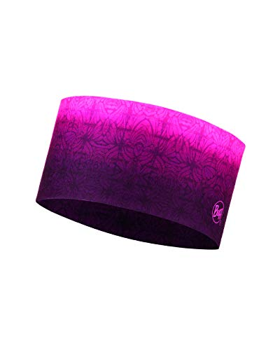 Buff Stirnband, Boronia Pink, One Size