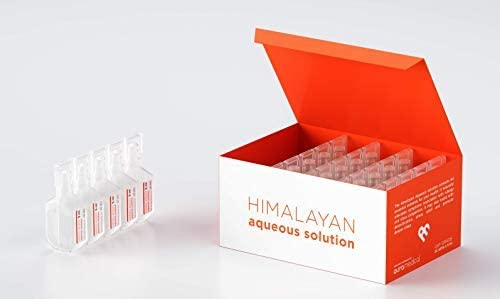 Superlatite Avya Steam Inhaler 100% Pure Super sale period limited Solution Himalayan for Sinus Rinse