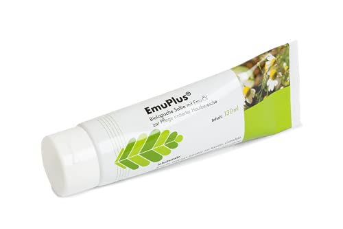 Plantavet EmuPlus® Pflegesalbe für Tiere - 130ml