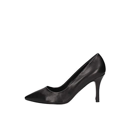 LUCIANO BARACHINI Dd641a Chaussures à Talons Decolletè Femme Noir 39