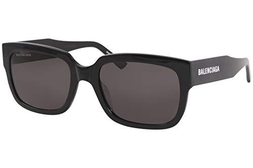 Balenciaga - Occhiali da sole Sunglasses BB0049S 55/20/145 Black Black Unisex Uomo Donna