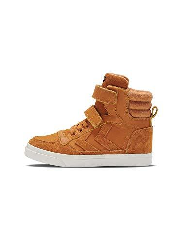 hummel Kinder Sneaker Stadil Winter Jr. 206840, Orange, 30 EU