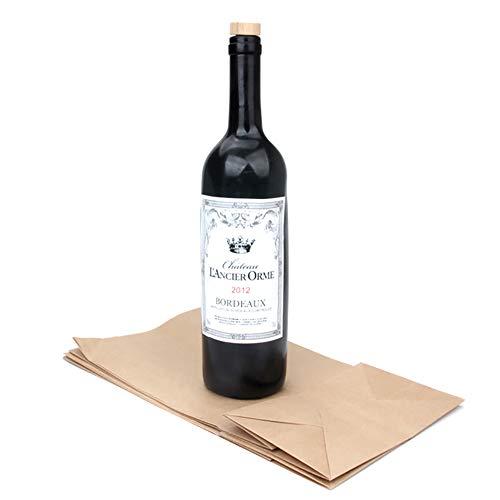 Enjoyer Botella de champán Que se desvanece Etapa de la Botella de Vino Primer Plano Accesorios de Truco de Magia Truco Truco de Vino Que desaparece Profesión Ilusiones mágicas