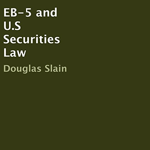 EB-5 and US Securities Law audiobook cover art