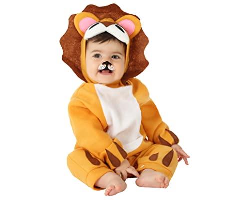 Atosa Disfraz Leon Niño Bebé 12 a 24 meses