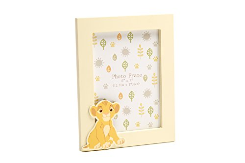Disney Baby Picture Frame, The Lion King, 5u0022 x 7u0022 photo