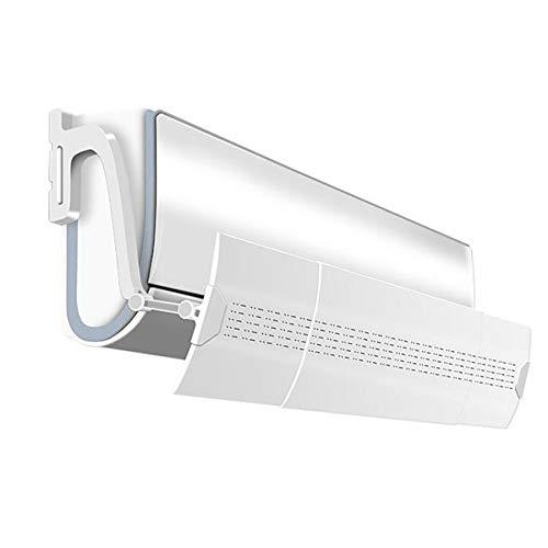 Unique WElinks Einziehbare Klimaanlage Abweiser Klimaanlage Abdeckung Anti direktes Blasen Klimaanlage Windschutz Kälte Klimaanlage Windabweiser Blende Verstellbare Teleskop-Luftauslass Windschutz