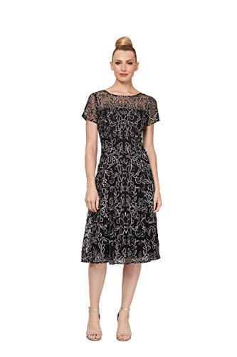 S.L. Fashions Women's Short Sleeve …