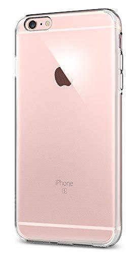 【Spigen】 iPhone6s Plus ケース / iPhone6 Plus ケース, リキッド・クリスタル  ソフトTPU クリア アイフォン6s プラス /