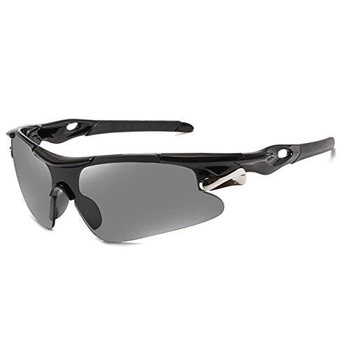 ZYQDRZ Gafas De Sol Deportivas para Hombres, Gafas De Bicicleta De Ciclismo De Montaña, Gafas De Sol A Prueba De Viento para Deportes Al Aire Libre, Gafas A Prueba De,#2
