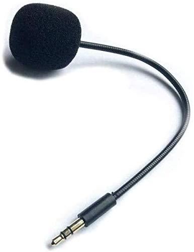 Stealth 450 Mikrofon, 3,5 mm, abnehmbar, kompatibel mit PDP Afterglow AG6 Ear Force Turtle Beach Xbox One Stealth 400 420x 450 500p 520 Recon 50x 50p 50 60p 150 Gamin-Kopfhörer