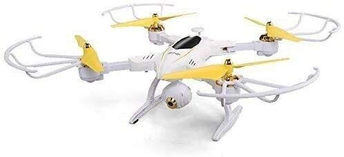 WZLJW Mini Drone, Flip Pieghevole Drone, Giocattolo Telecomando a 4 Assi in Tempo Reale Aerial Photography Avatar Trasmissione One-Button Decollo Drone ggsm
