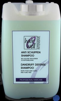 Hairwell Pellicules Shampooing 5000ml