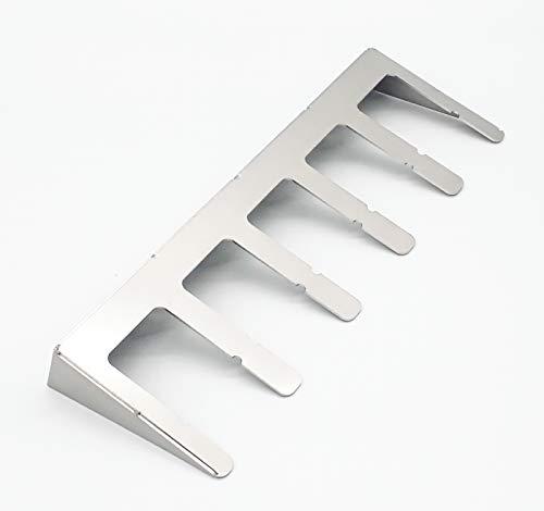 Gewürzregal Gewürzhalter T05 für Gewürzriesen Gewürzzwerge mit Einschubfixierung