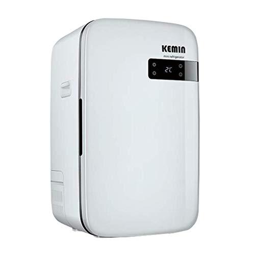 LKOER 32L Mini refrigerador, Compacto, portátil, Tranquilo, congelado y Fresco sin Olor, Adecuado para Familia, Dormitorio, automóvil, vacatio jinyang