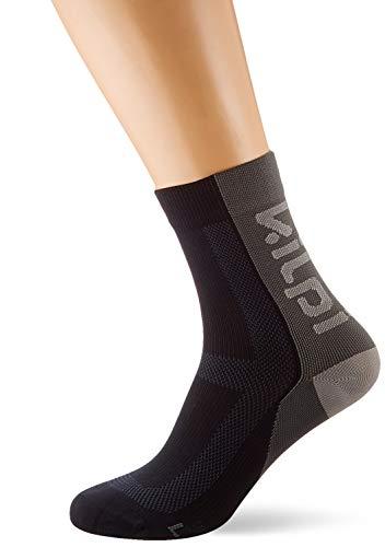 Kilpi 123 LEVI-U Socken, Schwarz, 35