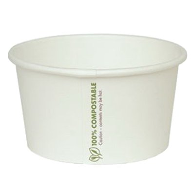 Buy Vegware PLA Soup Container White, 12 oz. | 500/Case