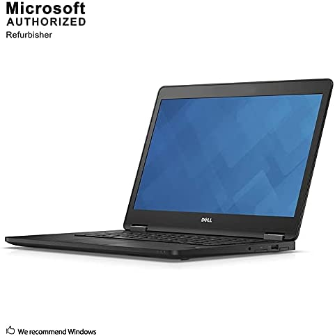 Dell Latitude E7470 Touchscreen Ultrabook - Intel Core i7-6600U 2.6GHz 16GB 512GB SSD Windows 10 Pro (Renewed) WeeklyReviewer