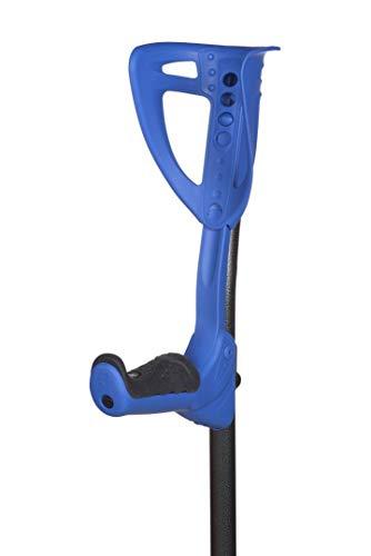 Antar Ergotech - Apoyo para antebrazos (520 g), color azul