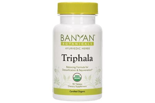 Banyan Botanicals Triphala Tablets …