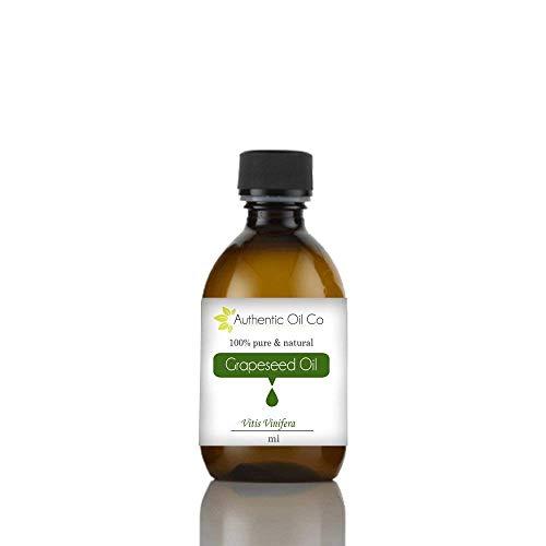 250 ml Traubenkernöl, 100 % rein, kosmetische Qualität