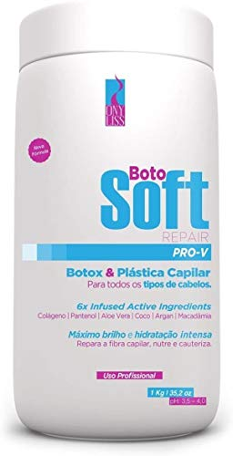 Botox Brasiliano di recupero e di riparazione