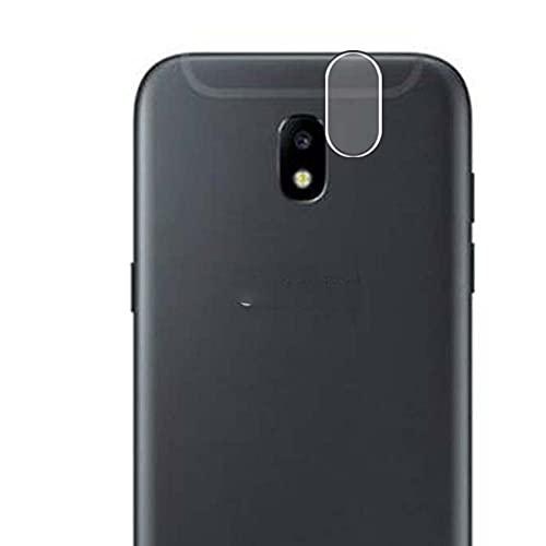 Vaxson 2 Unidades Protector de Lente de Cámara, compatible con Samsung Galaxy J5 2017 [No Vidrio Templado/Funda Case ] TPU Película Protectora