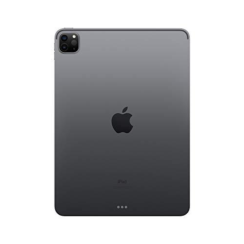 2020 Apple iPad Pro (11, Wi-Fi, 256GB) - Space Grau (2. Generation)